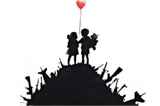 $60 Banksy Central Park Stencils Estimated to Sell for $200,000