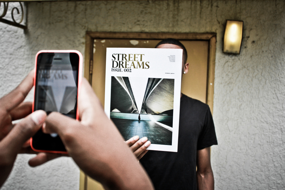 street dreams launches its second issue showcasing talented instagram photographers