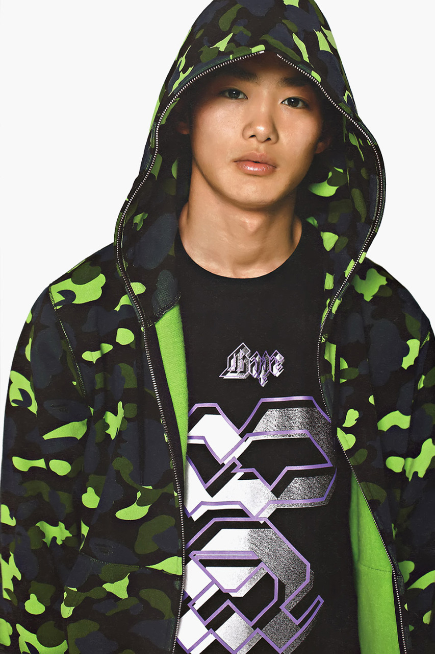 a bathing ape 2014 fall lookbook preview