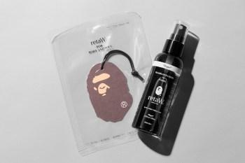 "A Bathing Ape x retaW ""Bape"" Fragrance Collection"