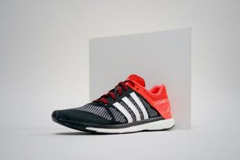 A Closer Look at the adidas adizero Prime BOOST Black/Red