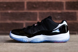 "A Closer Look at the Air Jordan 11 Retro Low ""Infrared 23"""