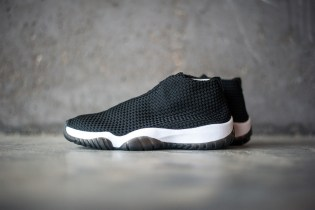 A Closer Look at the Air Jordan Future Black/Black-White