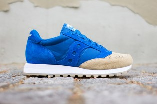 "A Closer Look at the Anteater x Saucony Jazz Original ""Sea & Sand"""