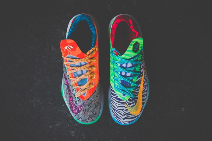 "A Closer Look at the Nike KD VI ""What The KD"""