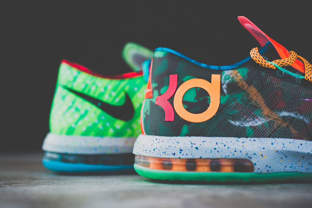 a closer look at the nike kd vi what the kd
