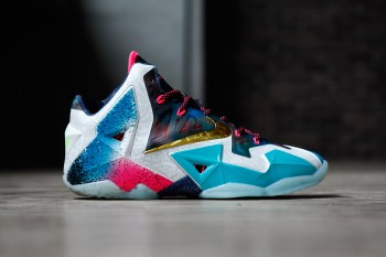 "A Closer Look at the Nike LeBron 11 ""What the LeBron"""