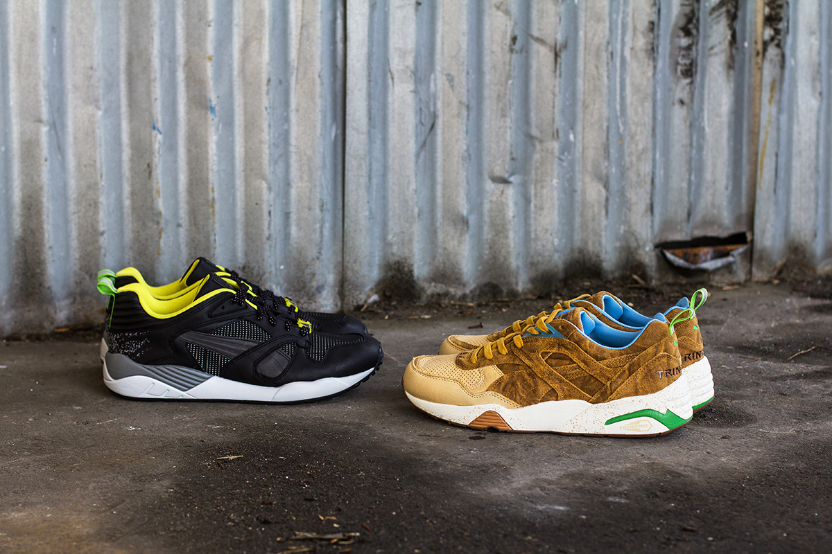 "A Closer Look at the size? x PUMA ""Wilderness"" Pack"