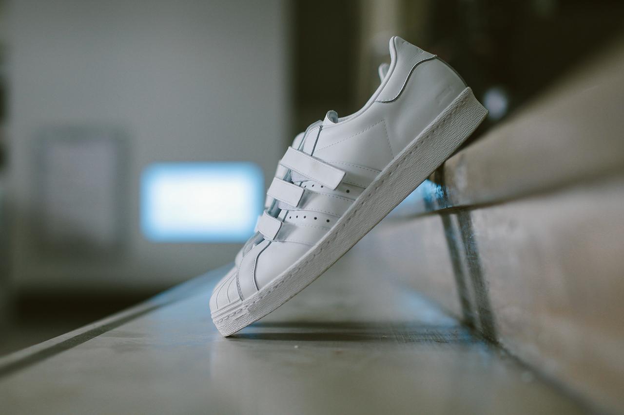 A First Look at the Juun.J x adidas Originals Superstar