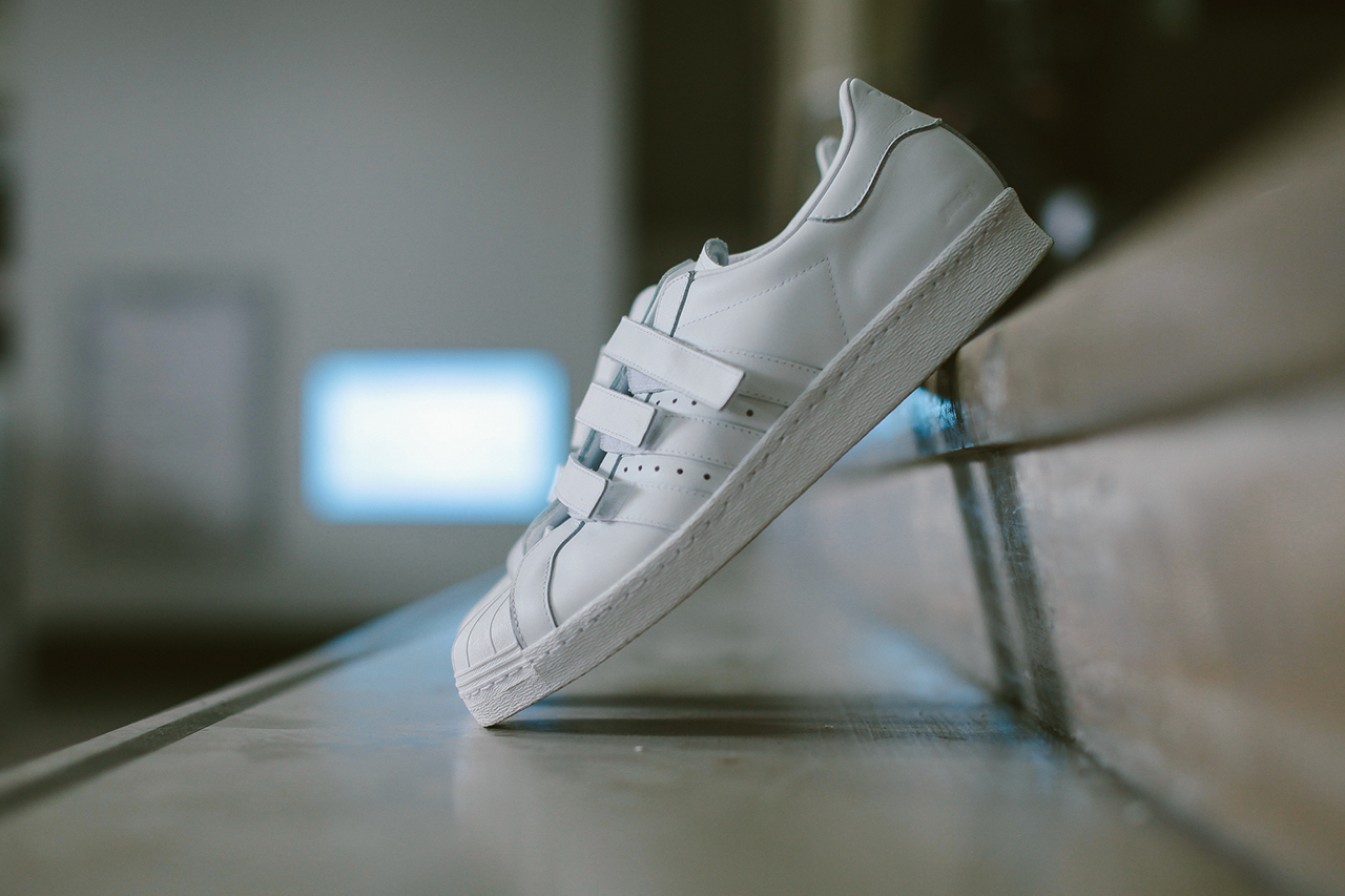 A First Look at the Juun.J x adidas Originals Superstar