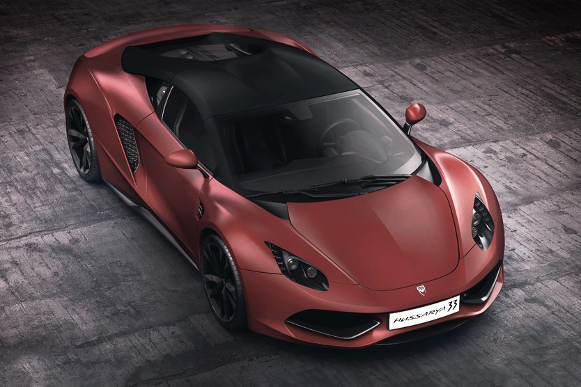 A First Look at the 2015 Arrinera Hussarya