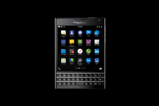 A First Look at the BlackBerry Passport