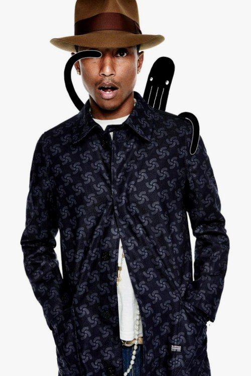 """A First Look at the G-Star RAW 2014 Fall/Winter """"Raw For The Oceans"""" Collection"""