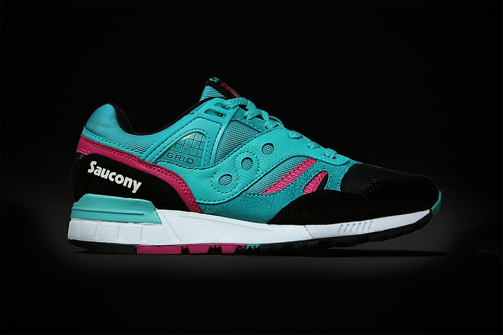 A First Look at the Saucony Originals 2015 Spring GRID SD