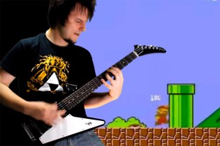 A Musical Tribute to Classic Video Game Theme Songs