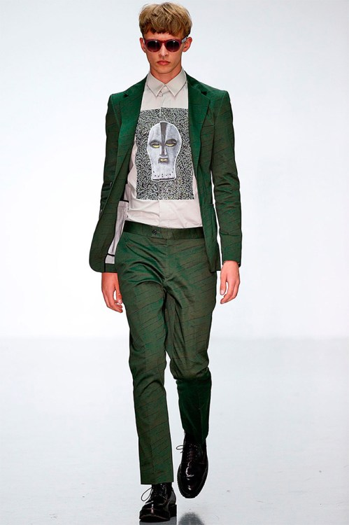 A. Sauvage 2015 Spring/Summer Collection