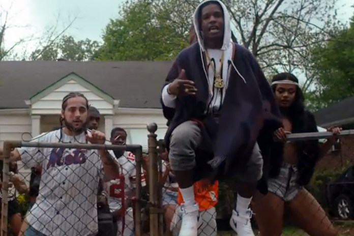 "A$AP Mob ""Hella Hoes"" Music Video"