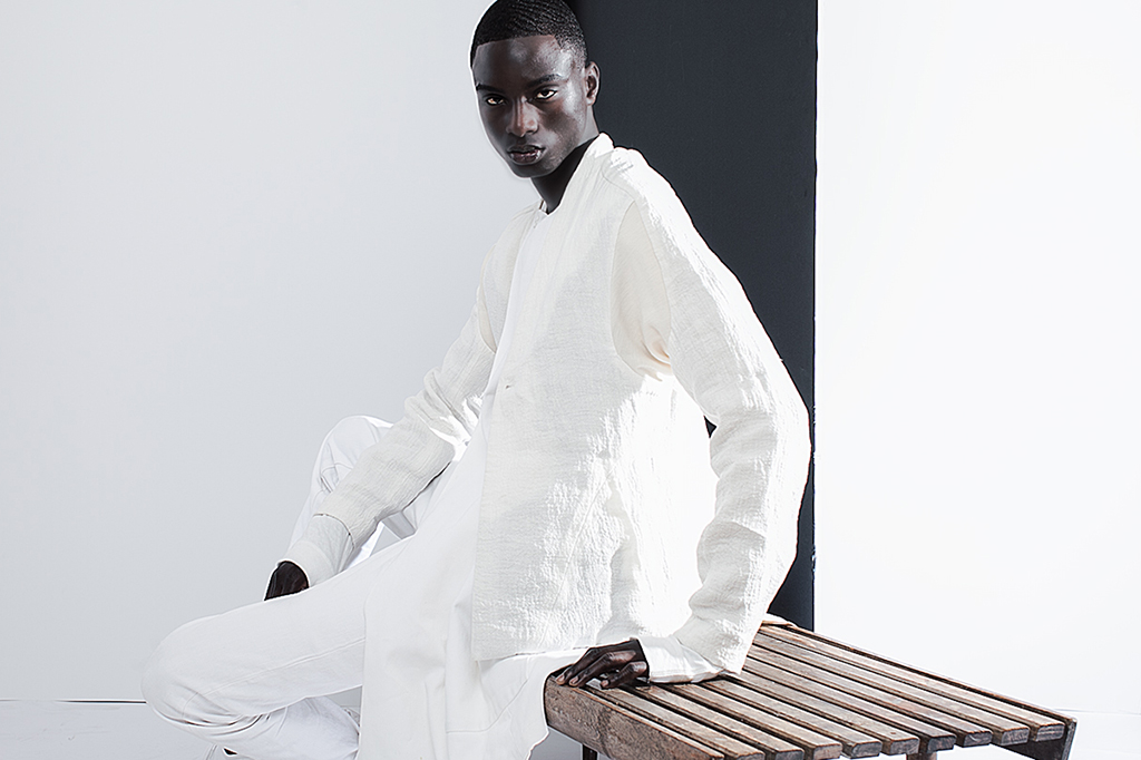 "Abasi Rosborough 2014 Spring/Summer ""Dais"" Lookbook"