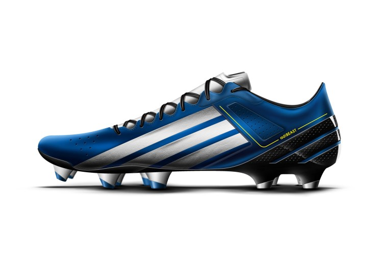 """Booting Around: Luis Suárez's adidas f50 """"adiBEAST"""" Boot"""