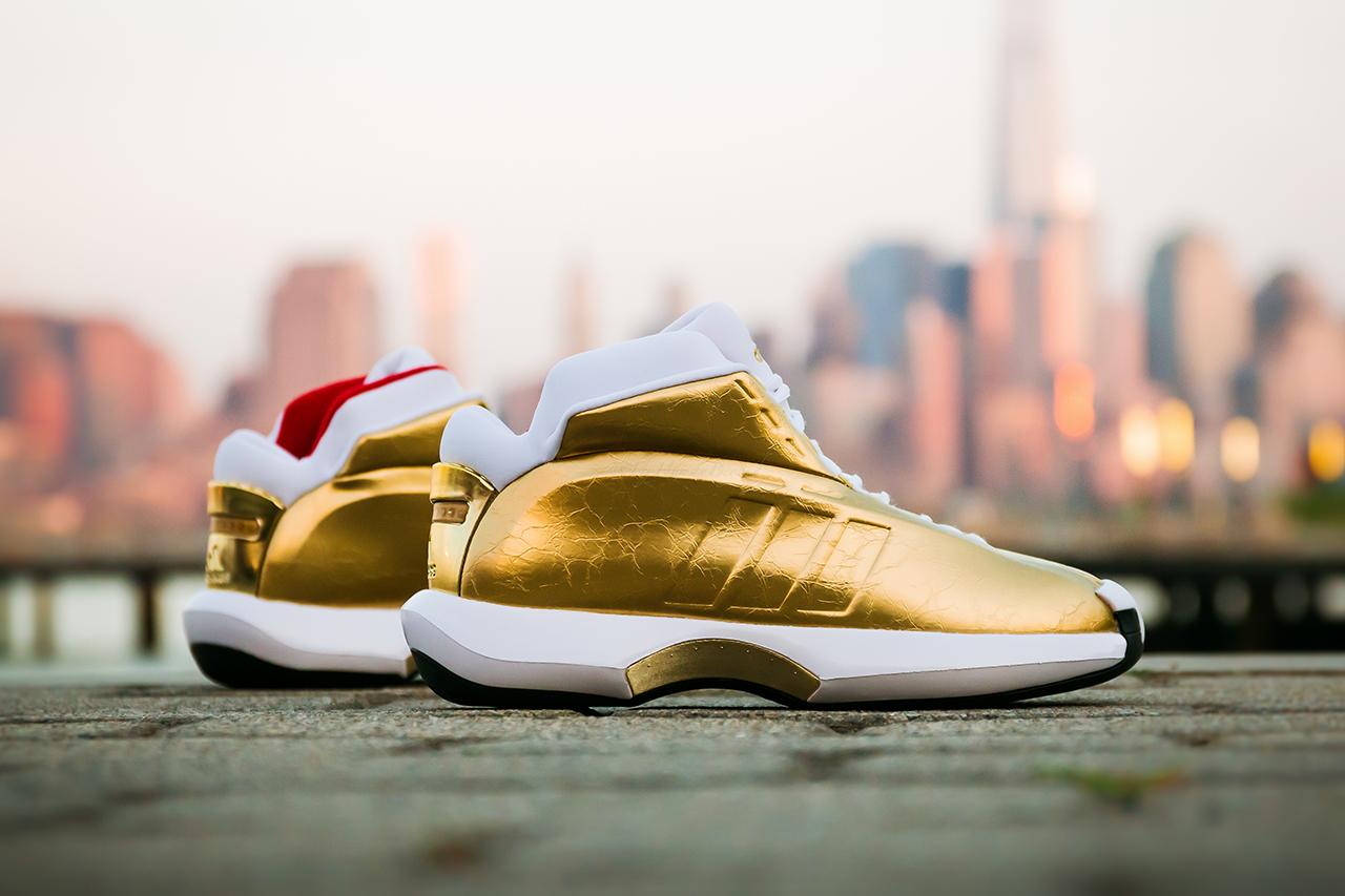 "adidas Crazy 1 ""Awards Season"" Packer Shoes Exclusive"