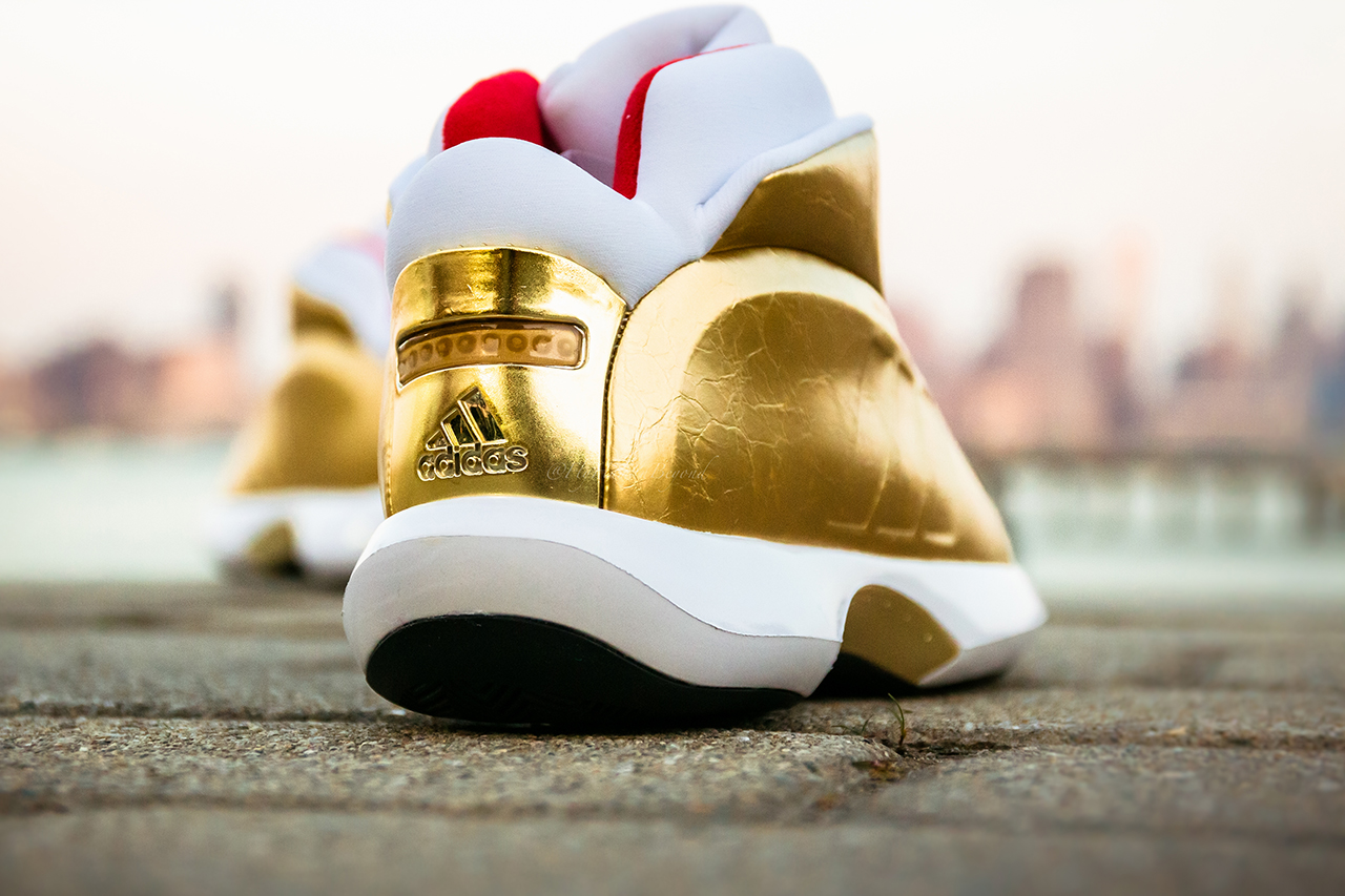 "adidas Crazy 1 ""Awards Season"" Packer Shoes Exclusive"