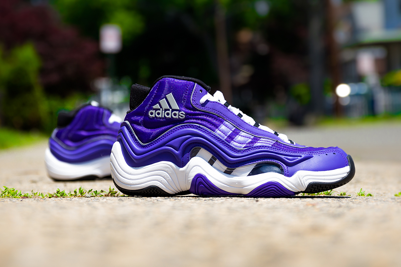 "adidas Crazy 2 ""Power Purple"""