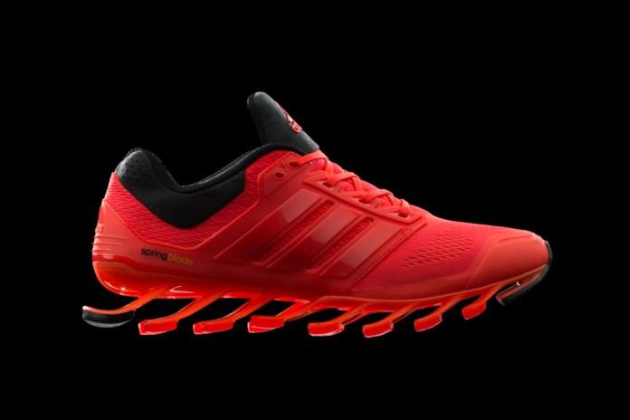 adidas Debuts the Springblade Drive