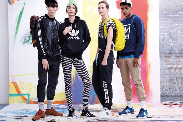 adidas Originals 2014 Fall/Winter Lookbook