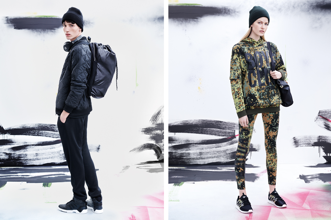 adidas originals 2014 fall winter lookbook