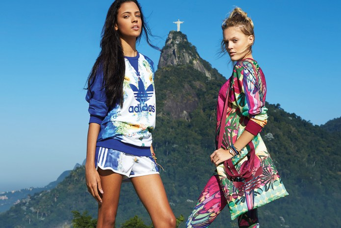 adidas Originals by The FARM Company 2014 Fall/Winter Lookbook