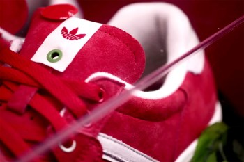 """Foot Patrol x adidas Originals Consortium Edberg '86 """"Strawberries & Cream"""""""