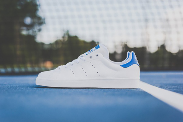 adidas Skateboarding 2014 Summer Stan Smith Vulc White/Royal