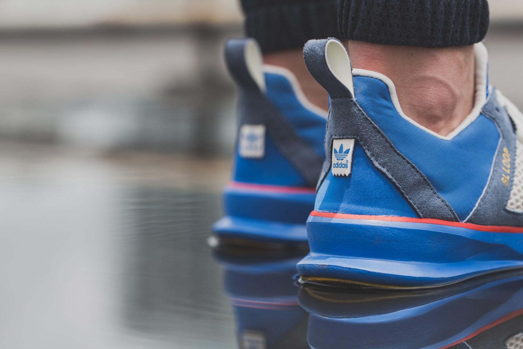 "A Closer Look at the adidas Originals SL Loop Runner ""SL 72"" Limited Edition"