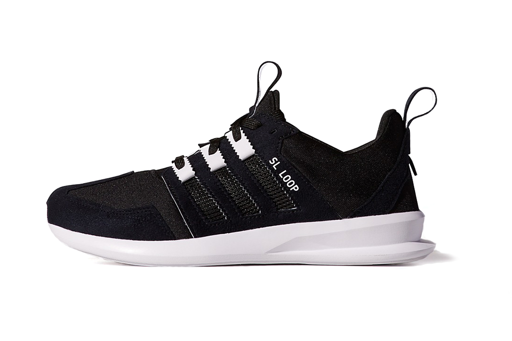 Sl Loop Adidas Black