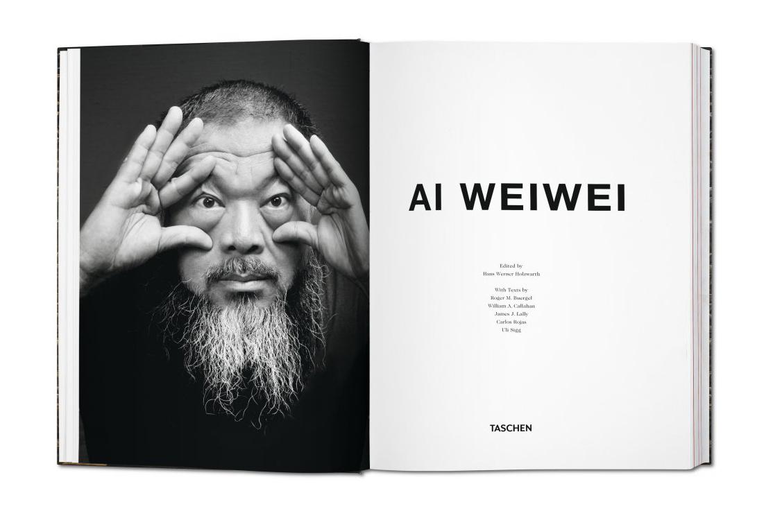 Ai Weiwei Monograph by TASCHEN