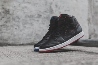 Lance Mountain on the Nike SB x Air Jordan 1