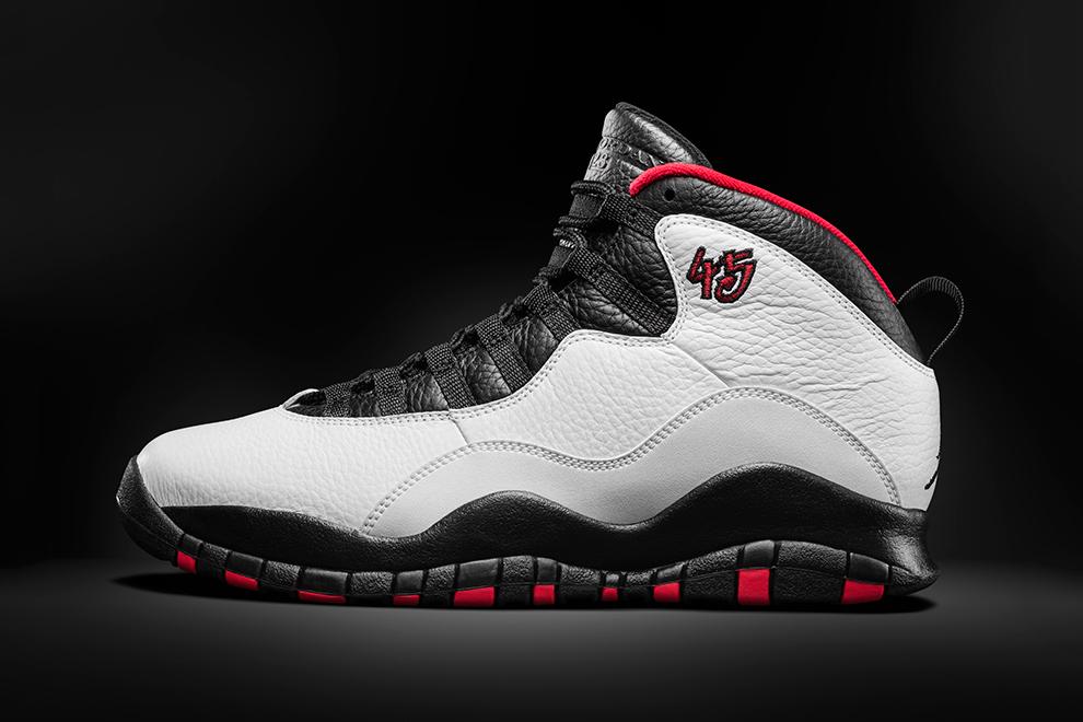"Air Jordan 10 Retro ""Chicago"" for 2015"