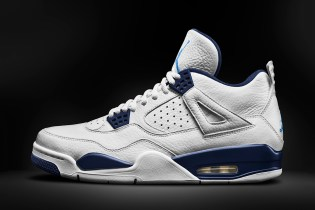 "Air Jordan 4 Retro ""Columbia"" for 2015"