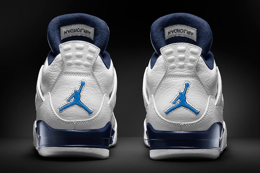 """Air Jordan 4 Retro """"Columbia"""" for 2015"""