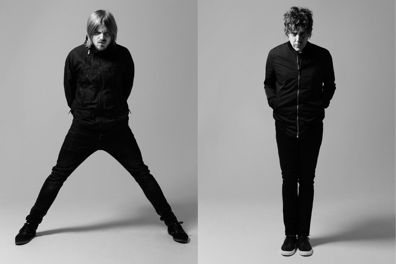 aitor throup and sergio pizzorno discuss the creative direction to kasabians 4813 album