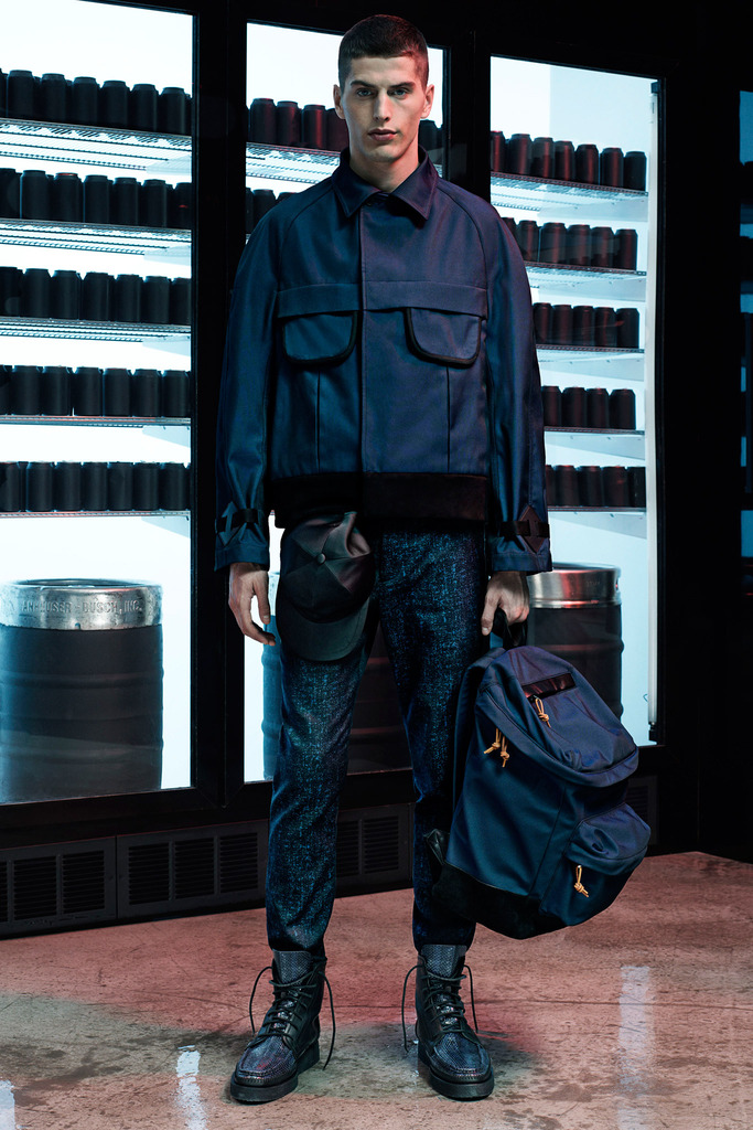 Alexander Wang 2015 Spring Collection