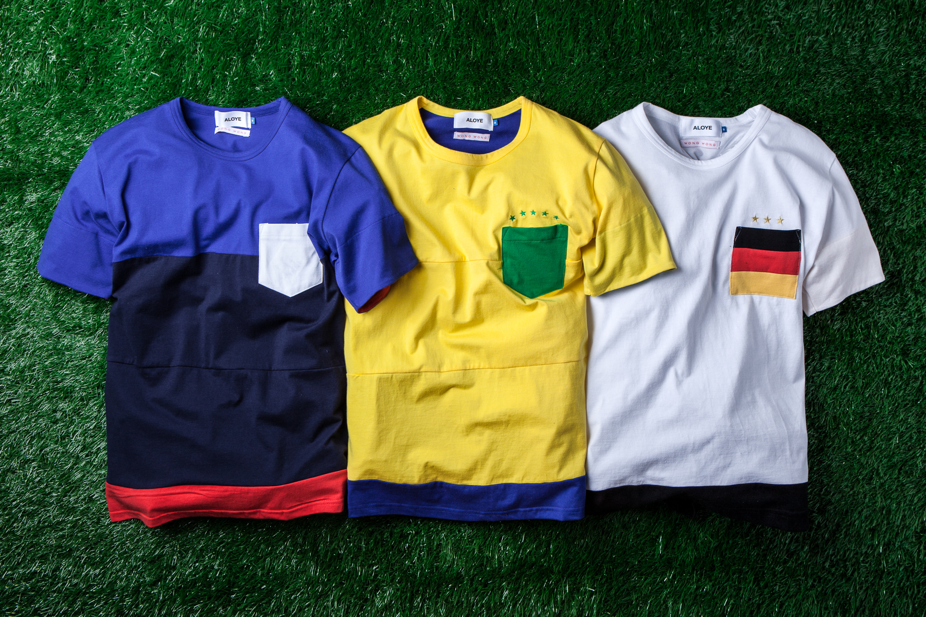 ALOYE x WONG WONG 2014 Brasil Collection
