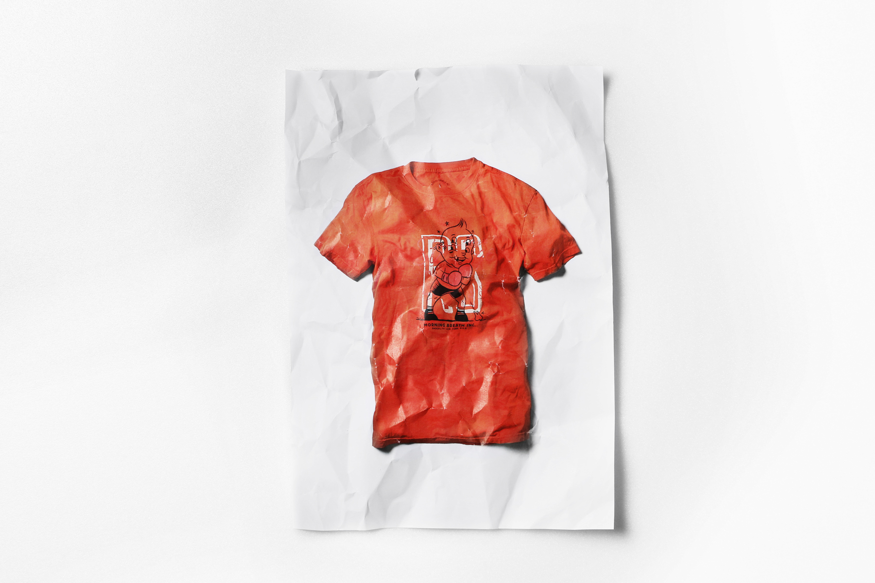 Morning Breath Inc. x Altamont T-shirts
