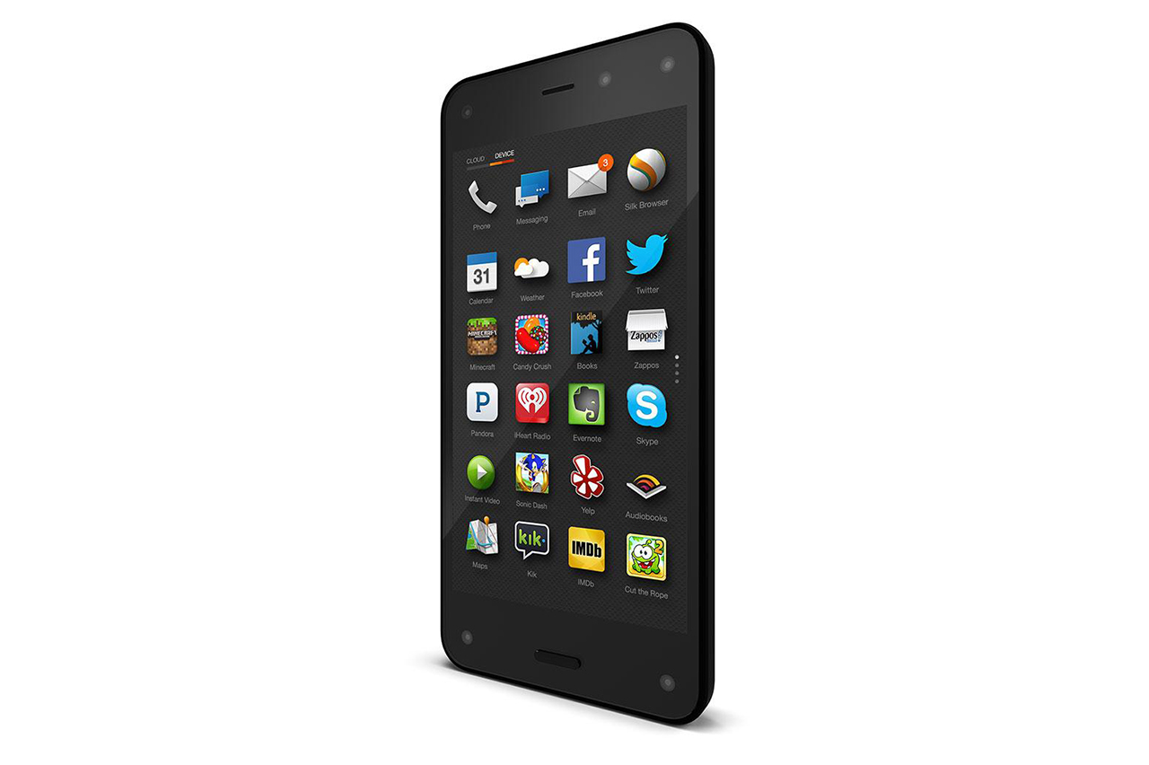 Amazon Unveils the Fire Smartphone