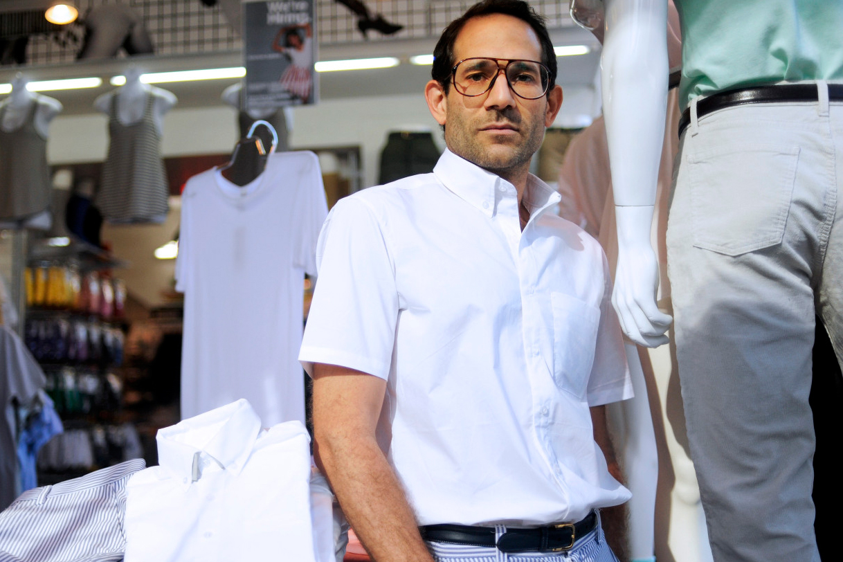 american apparel fires ceo founder dov charney
