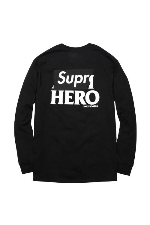 Anti-Hero x Supreme 2014 Capsule Collection