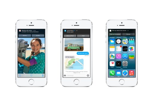 Apple Introduces iOS 8