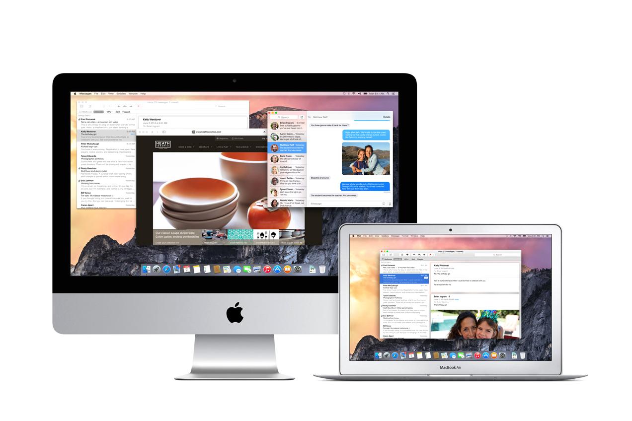 Apple Introduces OS X Yosemite