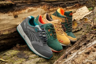 "ASICS 2014 Fall/Winter ""Outdoor"" Pack"
