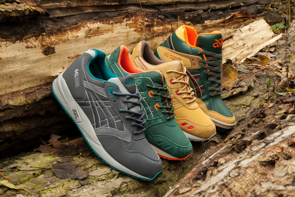 asics 2014 fall winter outdoor pack